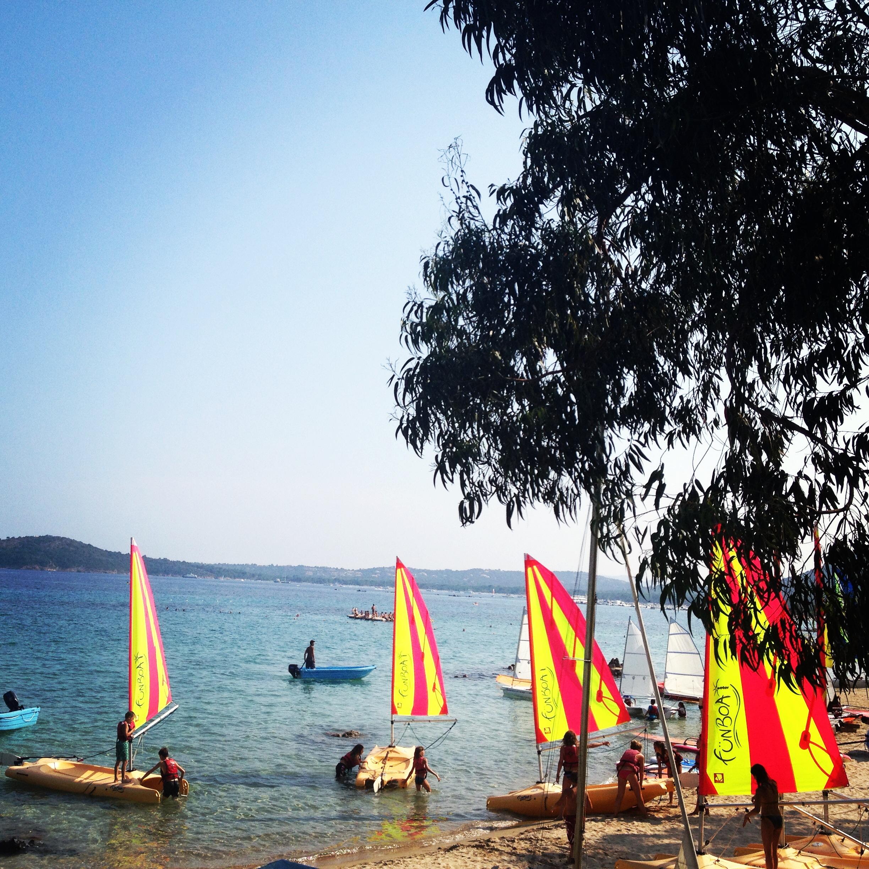 Rencontre plage corse