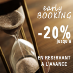 promo early booking