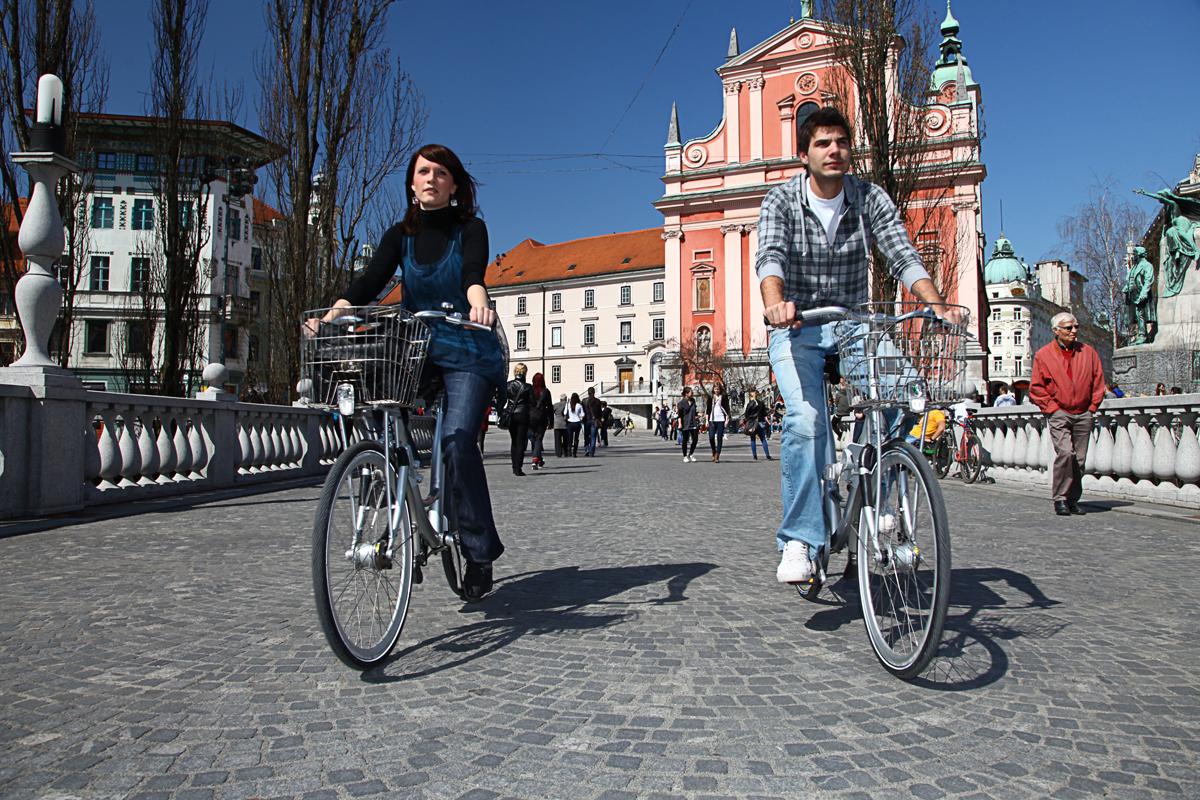 Programme pour célibataires à Ljubljana 1