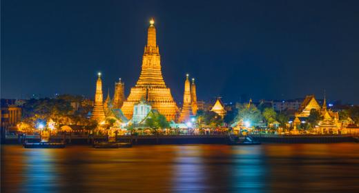 Chiang Mai -Bangkok - Siem Reap à 2565