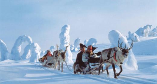 Laponie - Rovaniemi à 2690