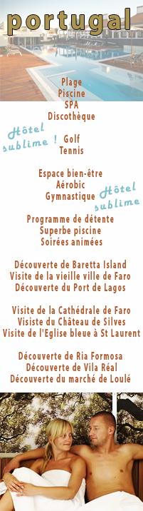 S�jour � Faro du 12 au 19 juillet 2014