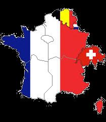 Carte des week-ends entre célibataires en France Suisse Belgique et Luxembourg