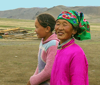 Programme pour célibataires à Circuit en Mongolie Nord/Sud 1