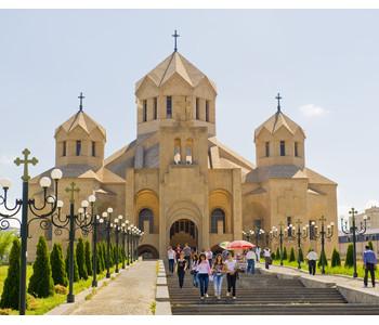 Programme pour célibataires à Erevan - Amberd - Spitak - Dilidjan - Sevan 1