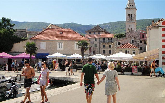 Programme pour célibataires à Croatie - île de Hvar 3* 3